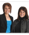 Sara Lindecker and Tracy Schaul