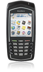 PDA Blackberry Cell Phone