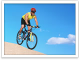 Bicycling: The Fun Fitness Solution