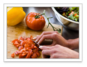 Cooking at Home in 2008: - A Recipe for  Keeping Your New Year's Resolutions - By Kirk Leins