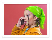 Cell Phones for Children - Deciding Whether It's Right for Your Family