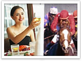 Celebrate the Sport of Kings - With Delicious Triple Crown Recipes - By Kirk Leins