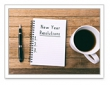 Tips to Sticking With Your New Year's Resolution