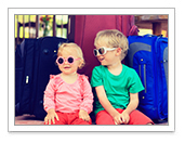 Traveling With Tikes
